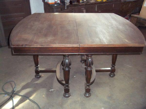 Table found on Craigslist