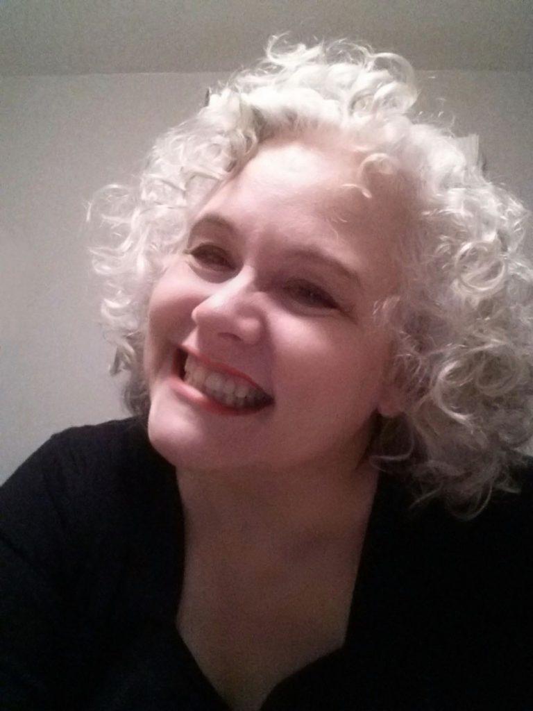 Loribeth Smiling